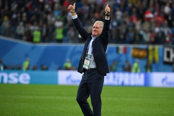 Didier Deschamps, le sélectionneur de l'équipe des France