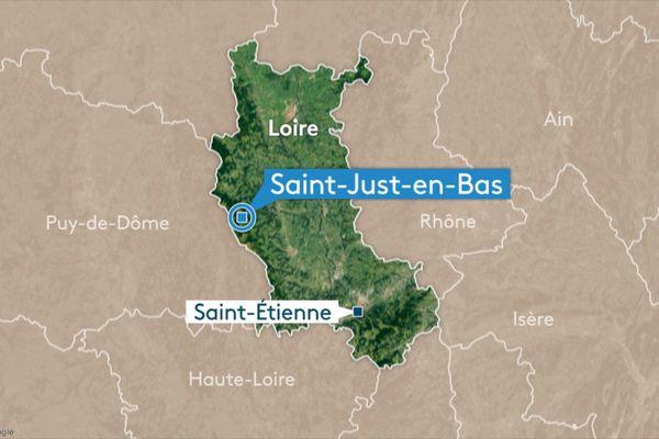 Un incendie endommage le toit de l'église de Saint-Just-en-Bas