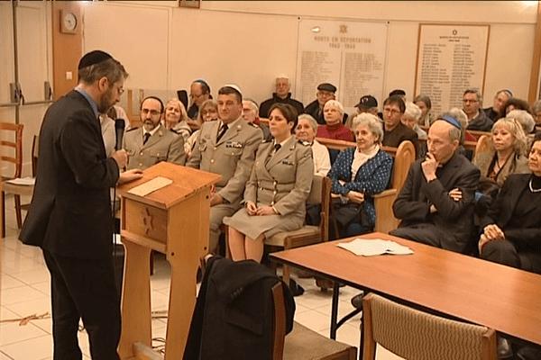 le Grand Rabin de France en visite à Rennes