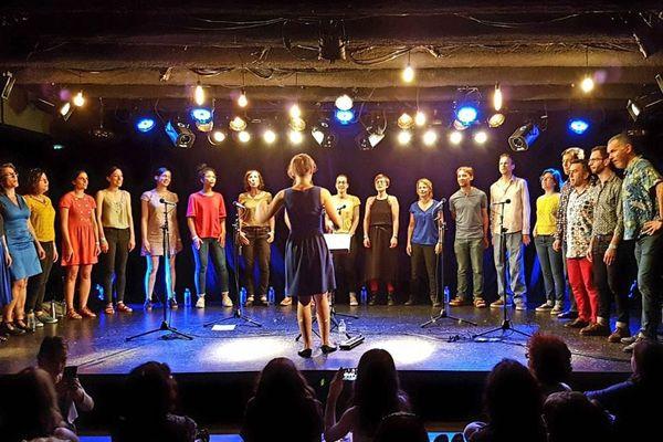"""la fanfare nantaise Y Birds fait partie des artistes invités à se rpduire ce weekend lors du festival """"Pschiiitt"""" organisé par Stereolux"""