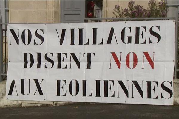Dans l'Aisne, les éoliennes suscitent  de plus en plus d'opposition
