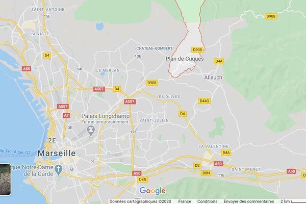 Sur la commune de Plan de Cuques, près de Marseille, deux infirmières libérales ont été agressées samedi 4 avril.