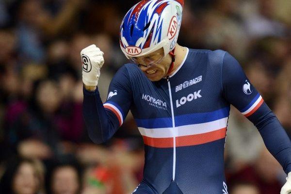 Pervis, médaillé d'Or hier, mènera le trio français dans la course au Bronze