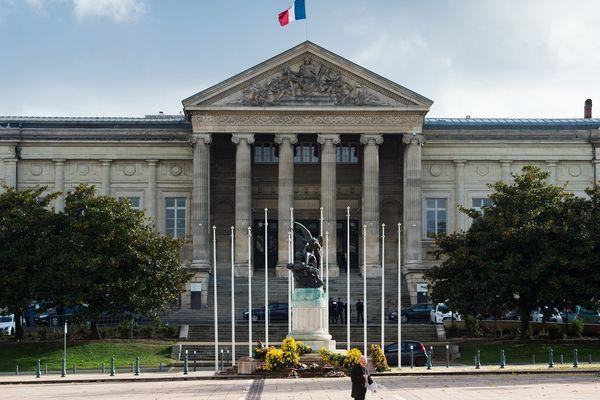Palais de justice d'Angers