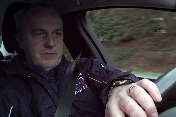 Sur les routes de nos vie - Olivier, ambulancier
