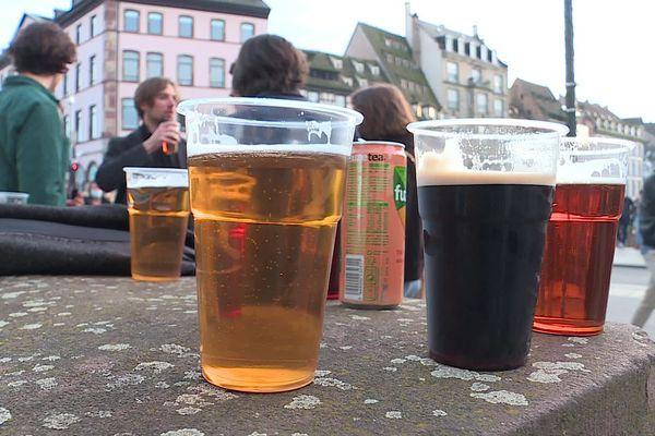 L'alcool restera interdit à la vente et à la consommation à Strasbourg et dans 12 autres communes du Bas-Rhin jusqu'au 28 mai inclus.
