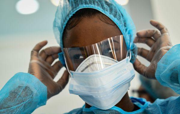 Coronavirus : L'équipement du personnel soignant