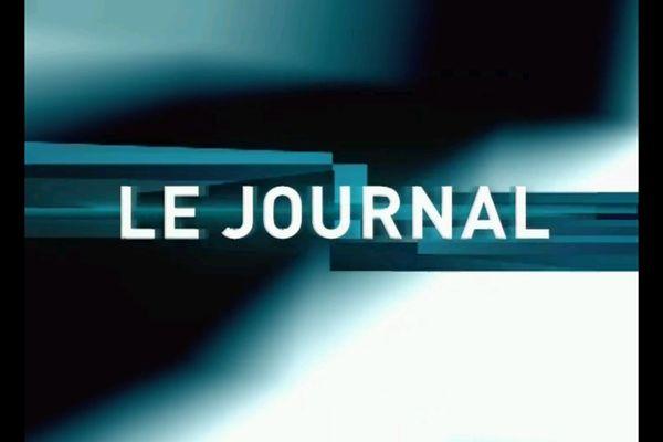 Capture d'écran du générique du Journal de TLT