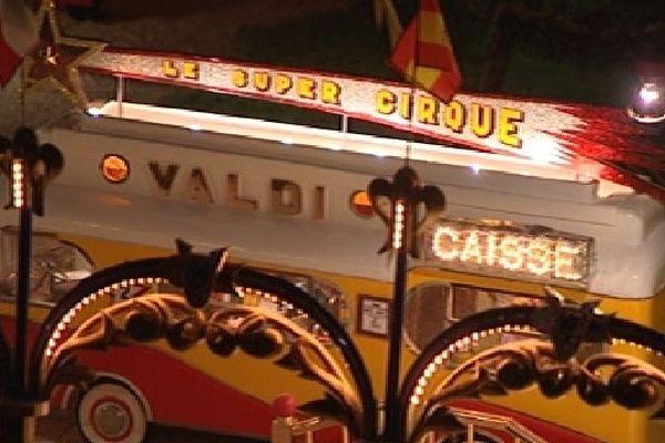 Le cirque Valdi ne trouve pas d'acheteur