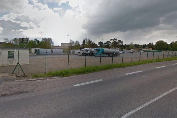 Le dépôt de carburants de Vatry dans la Marne risque d'être bloqué le 16 septembre 2019.