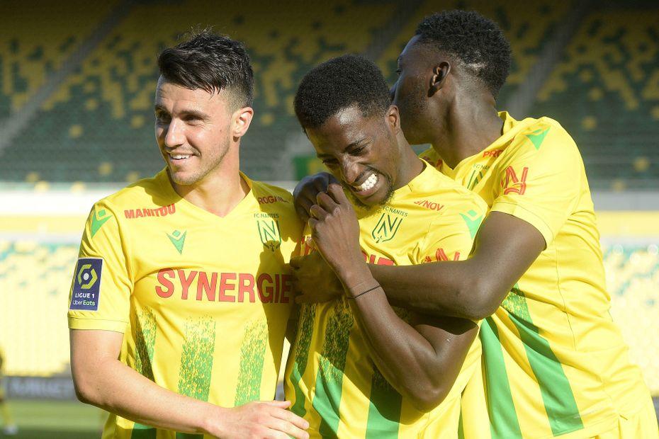 Football Ligue 1 : Nantes se rassure, Angers dans le doute