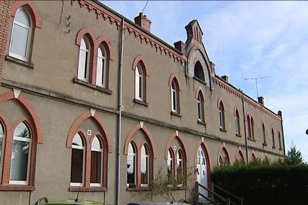 Le monastère des Dominicaines a été érigé dans les années 30