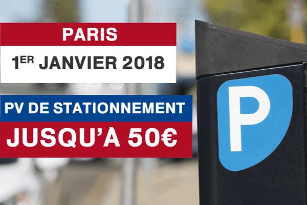 Le prix du stationnement en hausse, à Paris.