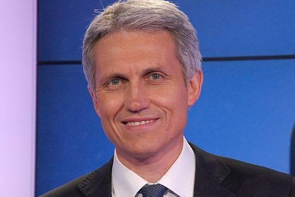Joël Bruneau, Maire de Caen et Président de l'Agglomération