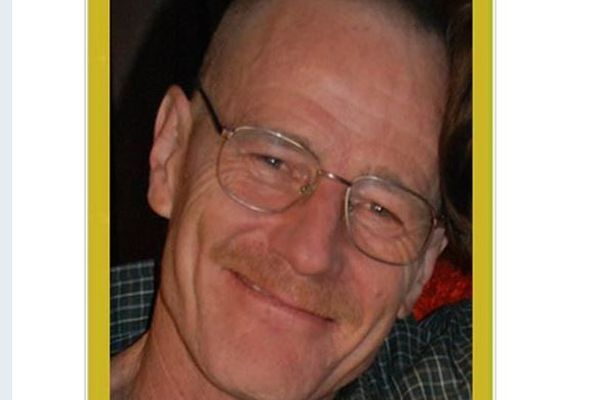 Walter White, personnage principal de la série Breaking Bad