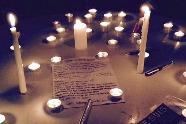 Une journée de deuil national est décrétée en France jeudi 8 février 2015 après l'attentat contre le journal satirique Charlie Hebdo, qui a fait 12 morts et 11 blessés à Paris.