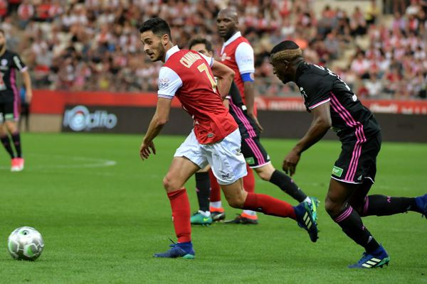 Ligue 2 - 34e journée: Reims déjà champion et de retour dans l'élite après sa victoire sur Ajaccio (1-0)