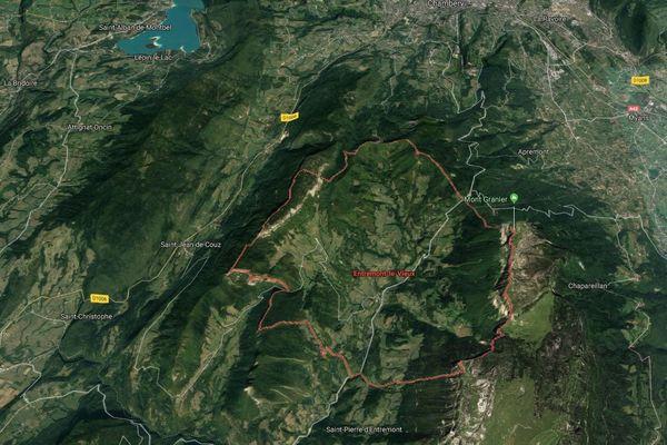 Le drame s'est produit sur le secteur de la Vuillette, à Entremont-le-Vieux (Savoie).
