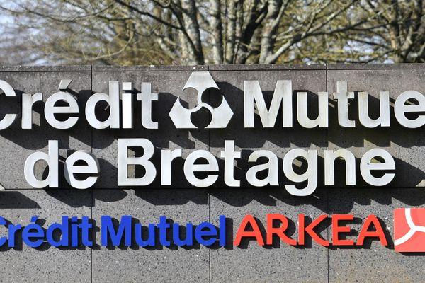Crédit Mutuel de Bretagne à Brest