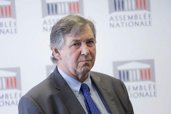 Philippe Nauche, Député de la Corrèze