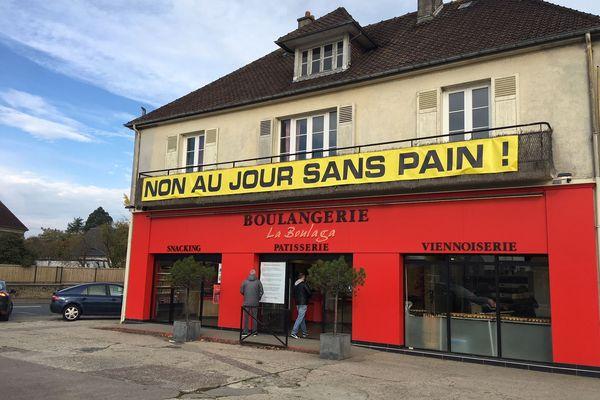 La boulangerie La Boulaga de Troarn ouvre 7 jours sur 7 toute l'année.