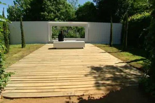 Le Festival des Jardins de Chaumont présente chaque année des créations originales