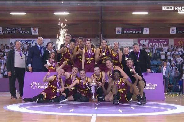 Orenbourg est champion d'Europe.