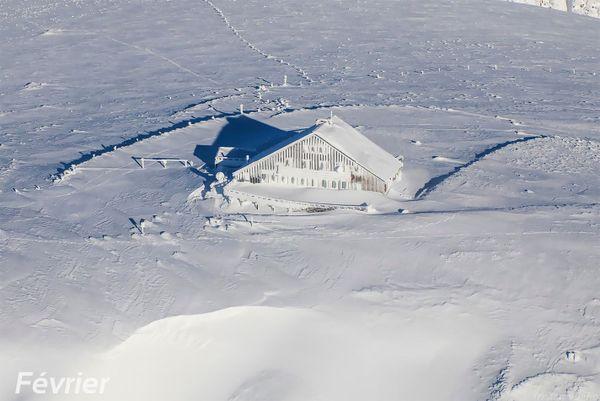 Le sommet du Hohneck.