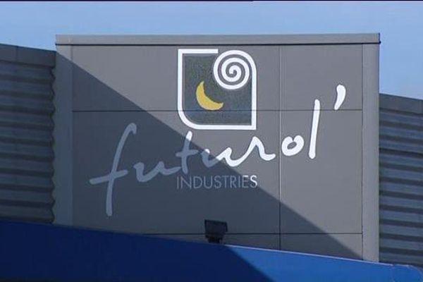 L'entreprise de fabrication de volets roulets Futurol a été reprise en novembre 2015 par la société alsacienne Tir Technologies