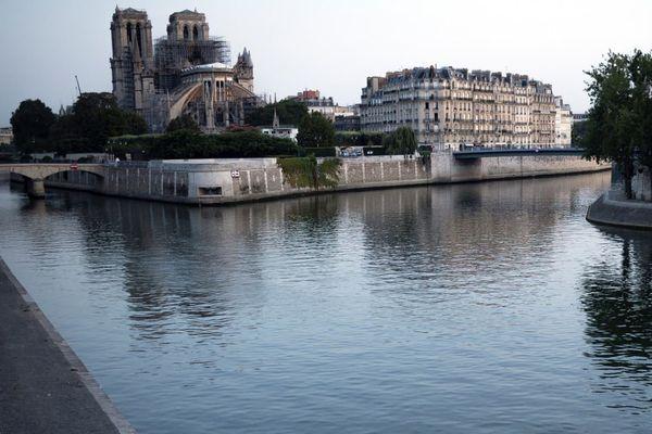 Les quais de Seine à Paris (illustration) - Lionel BONAVENTURE / AFP