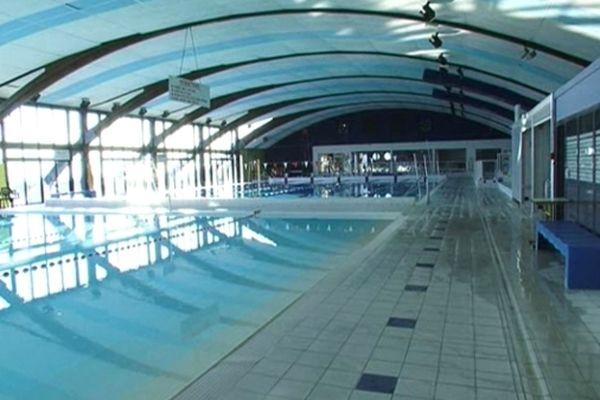 Bastia, 13 décembre: la piscine de la Carbonite fermée