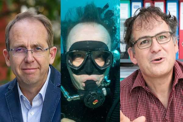 Patrick Mehlen, Vincent Laudet et Bruno Lemaitre