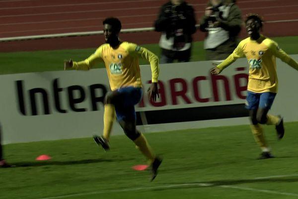 Epinal a hérité du club de la Réunion, la JS St Pierroise