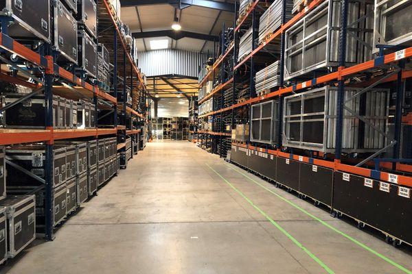 Alès - Les investissements sur le matériel représentent un important coût pour ces entreprises comme celle d'Alexandre Coulet.