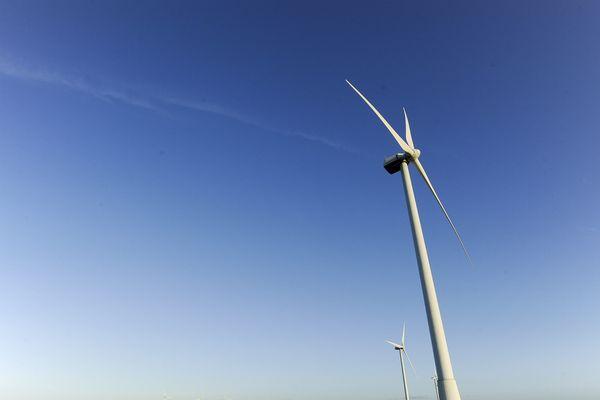 La région Centre-Val de Loire est la quatrième qui compte le plus d'éoliennes en France.