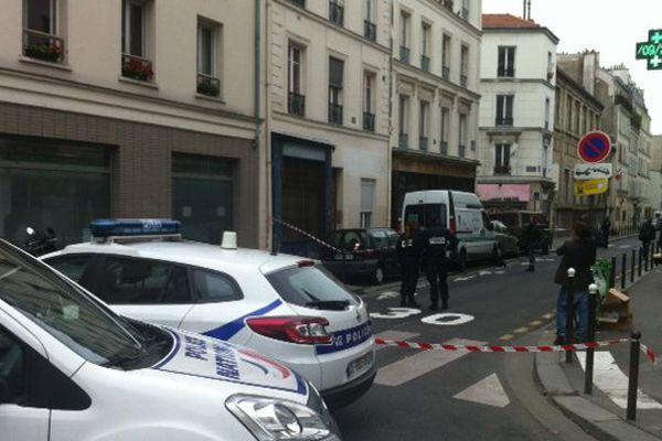 Deux pervenches ont été agressées à l'arme blanche dans le XXe arrondissement de la capitale.