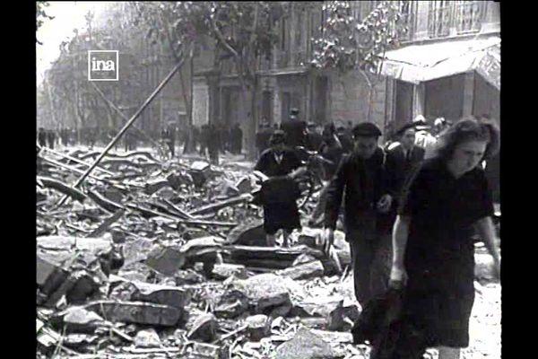 Marseille, le 27 mai 1944