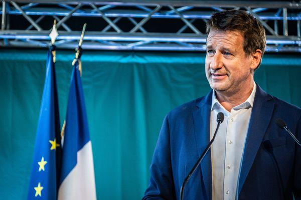 Yannick Jadot vainqueur de la primaire EELV