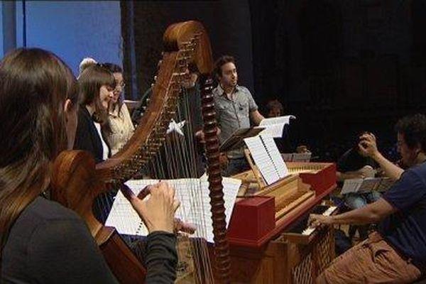 Le festival de musique du Haut-Jura en 2012