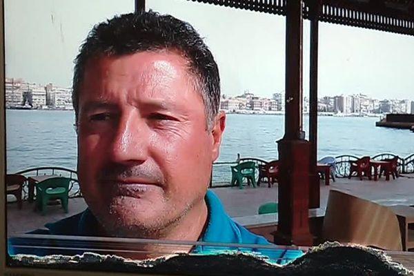Alain Goma - navigateur de Béziers en prison au Yémen depuis le 3 juin 2018 - archives.