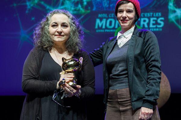 En attribuant samedi son Fauve d'or du meilleur album BD à l'Américaine Emil Ferris, le jury du 46e festival d'Angoulême a réparé un long oubli des femmes dans le palmarès du plus convoité des prix de BD.