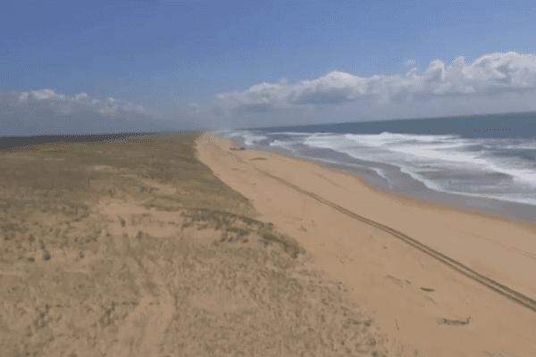 Ce sera la première région en superficie et la deuxième pour ses côtes, avec sa façade atlantique.