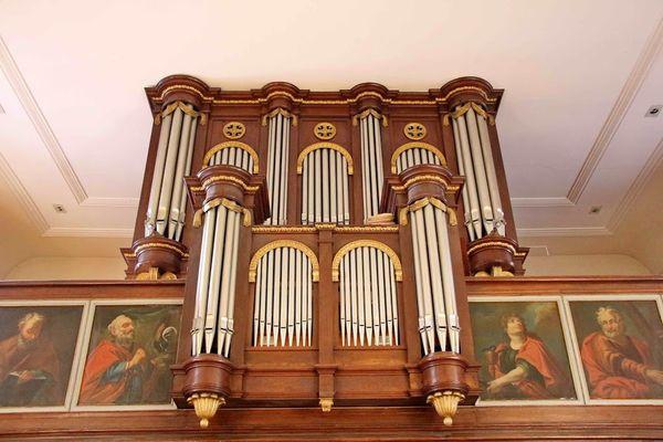 L'orgue de l'église Notre-Dame-des-Sept-Douleurs a besoin d'une cure de jouvence