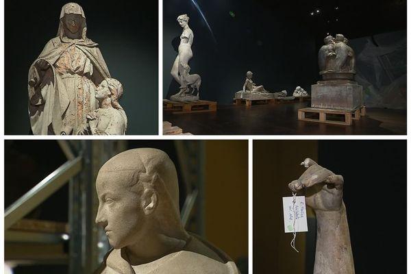 """""""Et in Acadia"""" : quand les sculptures du 19e sortent de leur """"réserve"""" - Musée des Beaux-Arts Orléans (Loiret) - jusqu'au 30 mars 2019"""