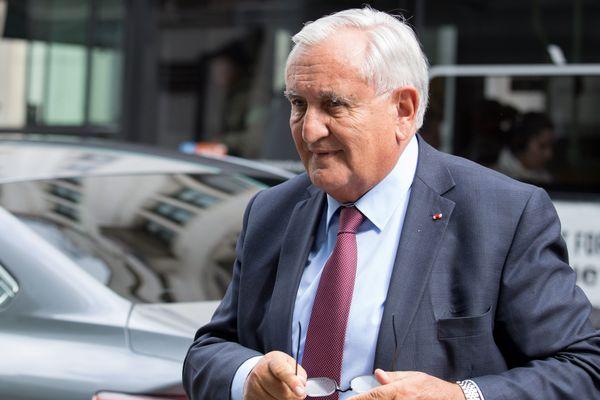 Jean-Pierre Raffarin, sénateur LR de la Vienne et ancien Premier ministre.