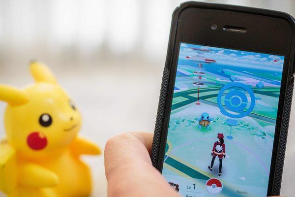 Le phénomène Pokemon Go envahit Orléans