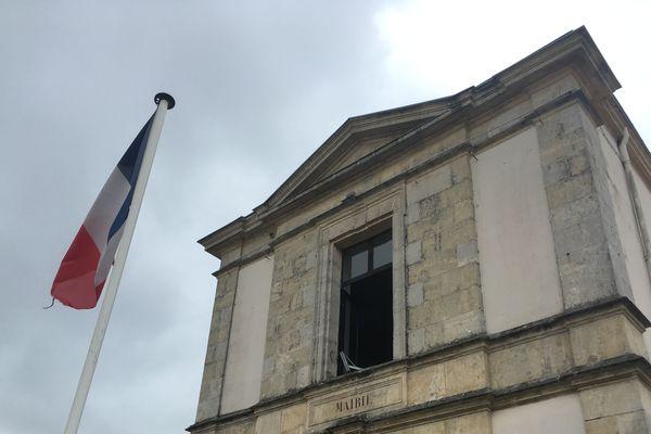 La mairie d'Esnandes