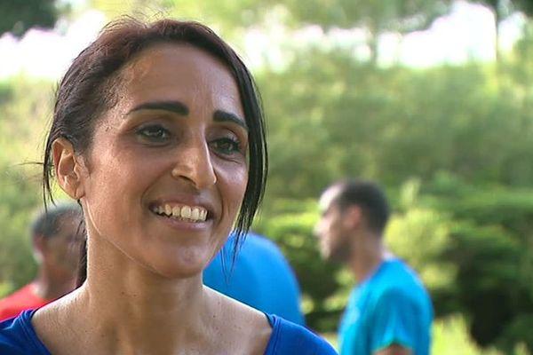 A 39 ans, l'Amiénoise espère bien remporter la 30ème édition de la Transbaie dimanche 17 juin