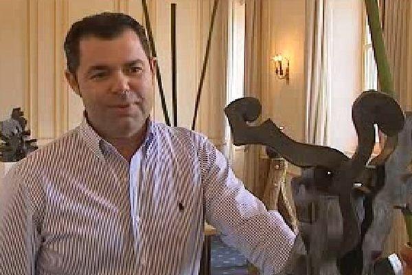 Joël Cazaux, céramiste et créateur