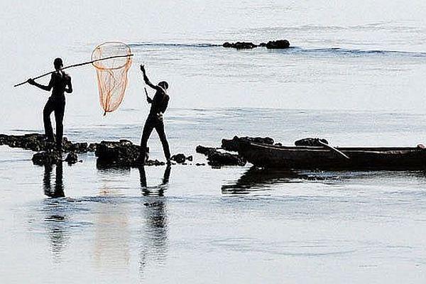 - Pêcheurs en Zambie